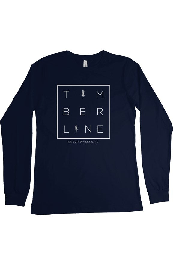 Squared Up Long Sleeve T Shirt