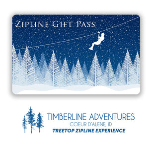 Timberline Adventures Gift Passes