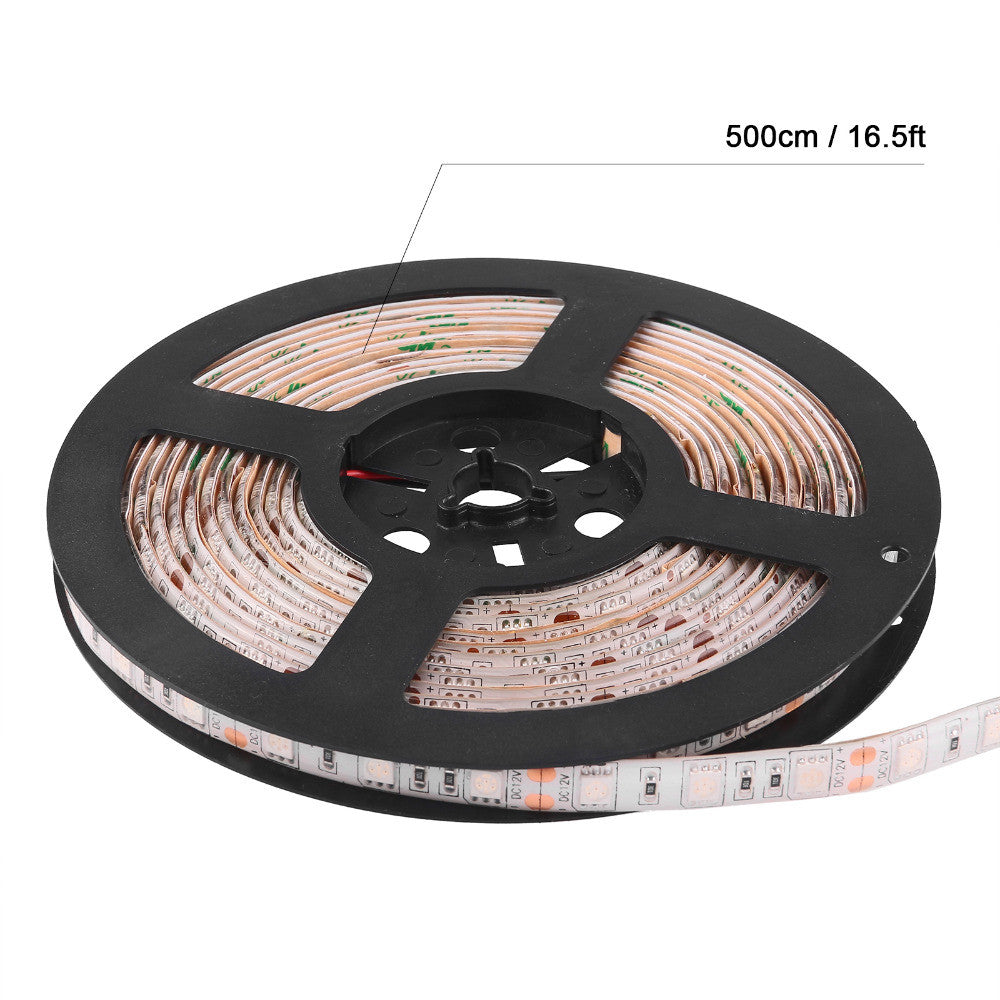 LED Grow Lamp 5050 Grow LED Flexible Strip Tape Light Hydroponic - DojoGrow- Tents & Lights