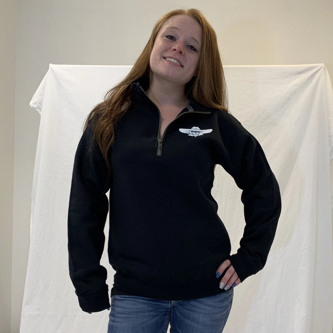 25th Anniversary 1/4 Zip Sweatshirt, Men's/Women's**SALE**