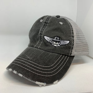 Bone Daddy Broke-In Trucker Cap