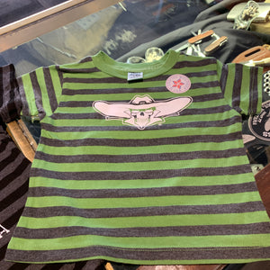 Kids Striped Short Sleeve T-shirt
