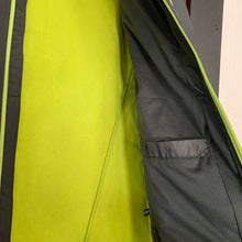Load image into Gallery viewer, Men's Landway Matrix Soft Shell, Charcoal/Lime