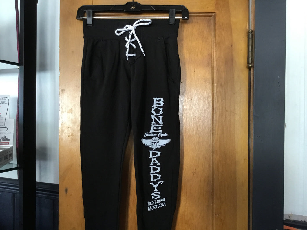 Women's Lace Up Sweatpants
