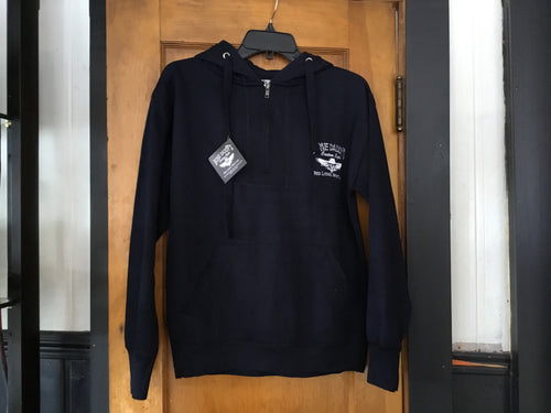 Men's Sweatshirt ESY 1/4 Zip Hooded/Unisex Sizing