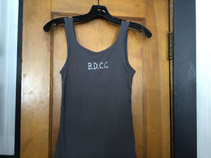 Women's Back Logo BDCC Tank Top