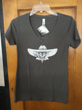 Load image into Gallery viewer, 2018 Rally Women's V-Neck SALE PRICED!!!