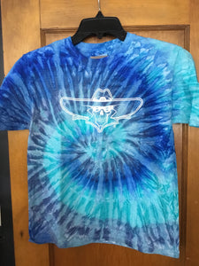 Kids T-Shirt Tie Dyed
