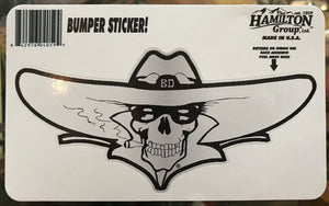 Stickers Bone Daddy Bumper