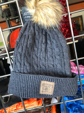Load image into Gallery viewer, Hat Stocking  - Pom Pom SALE PRICED 20% OFF