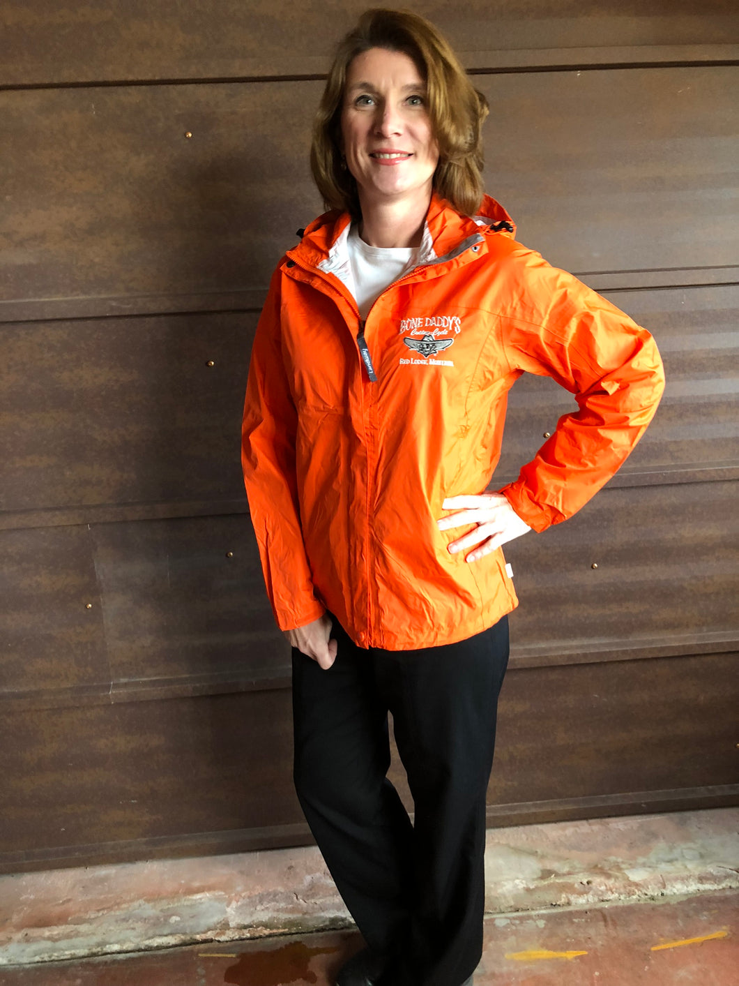 Women's Landway Breathable Rain Jacket