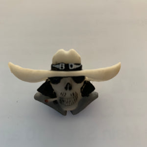 Bone Daddy Resin Pin