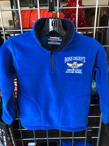 Kids 1/4 Zip Fleece