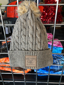 Hat Stocking  - Pom Pom SALE PRICED 20% OFF
