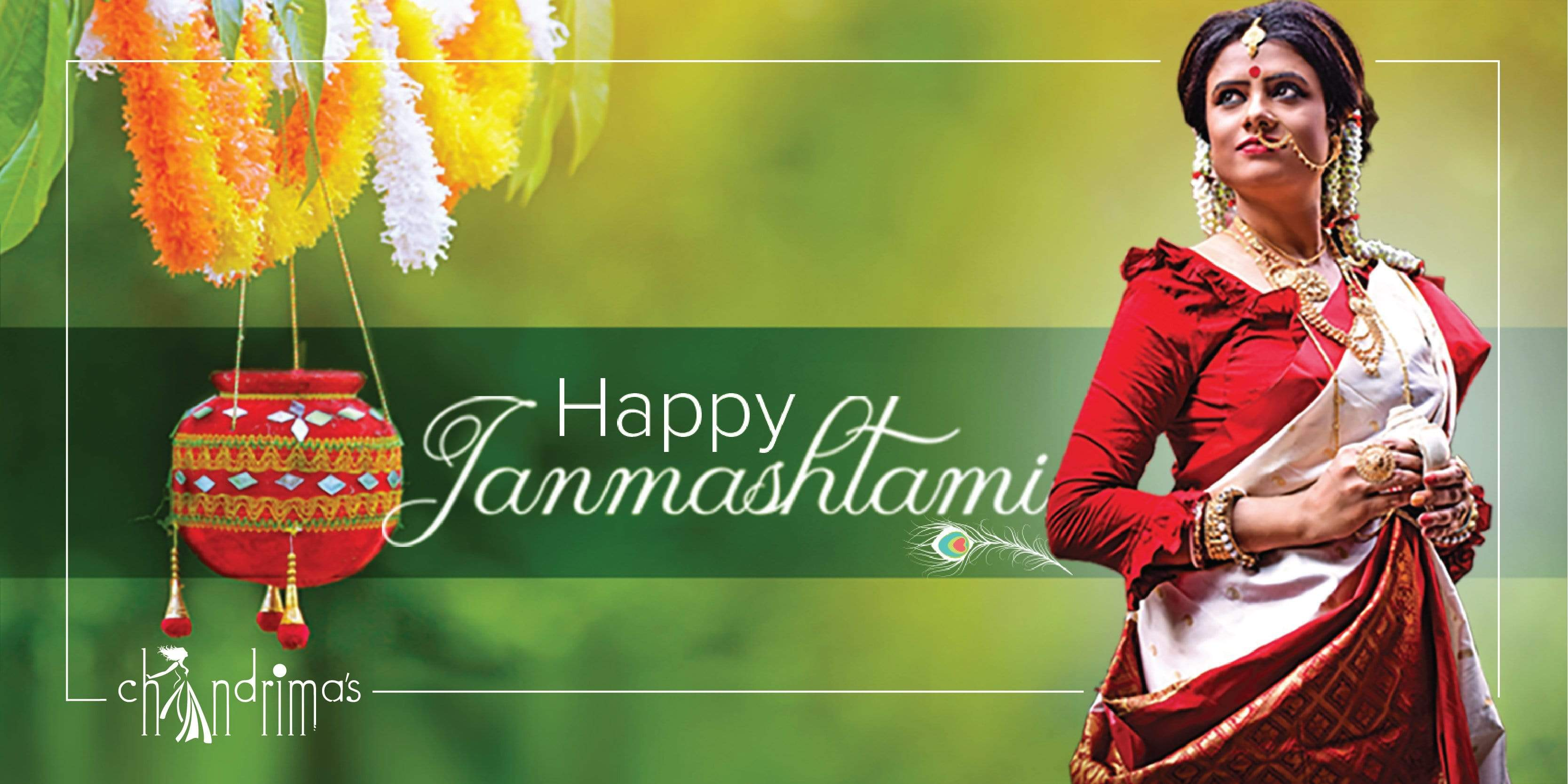 A Janmashtami with a Difference