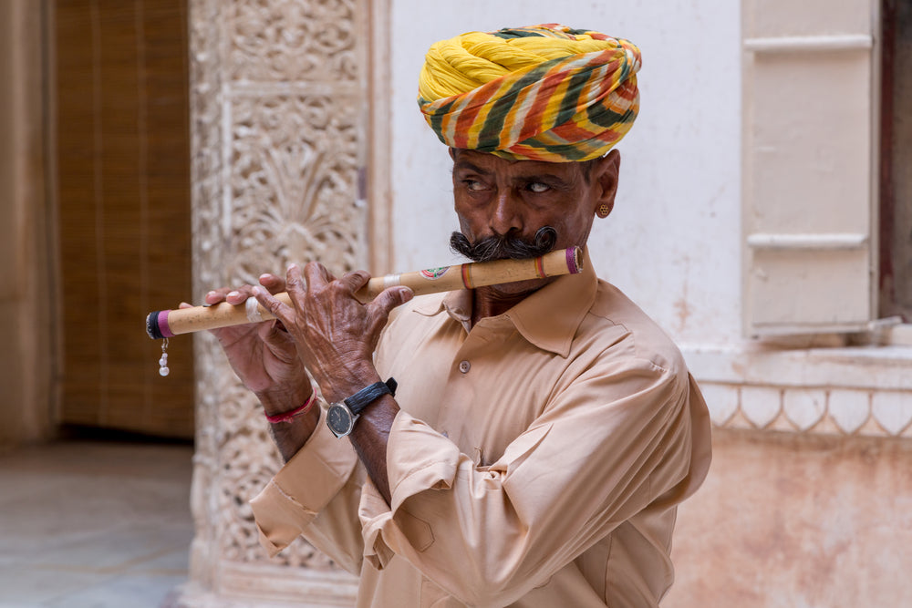 Celebrate Janmashtami with Poor Musicians