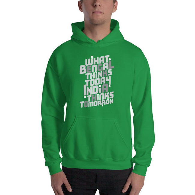 Irish Green / S Bengali Unisex Heavy Blend Hooded Sweatshirt - Bengal