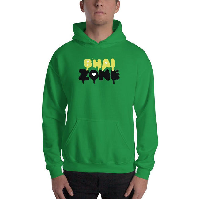 Irish Green / S Bengali Unisex Heavy Blend Hooded Sweatshirt - Bhai Zone