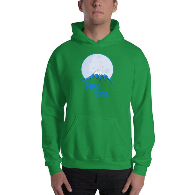 Irish Green / S Bengali Unisex Heavy Blend Hooded Sweatshirt - Chander Pahar