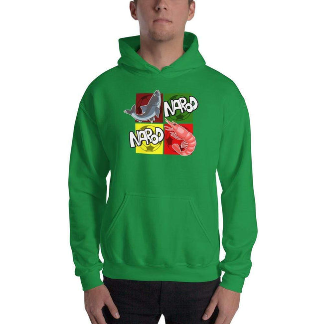 Irish Green / S Bengali Unisex Heavy Blend Hooded Sweatshirt -  Narod Narod