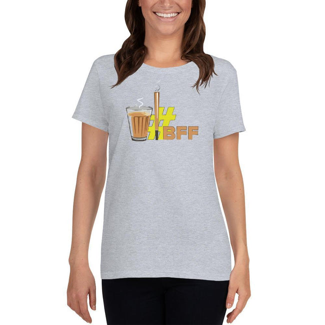 Bengali Heavy Cotton Short Sleeve T-Shirt -BFF
