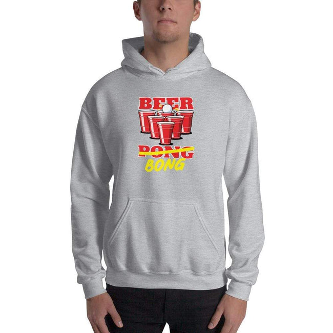 Sport Grey / S Bengali Unisex Heavy Blend Hooded Sweatshirt - Beer Bong