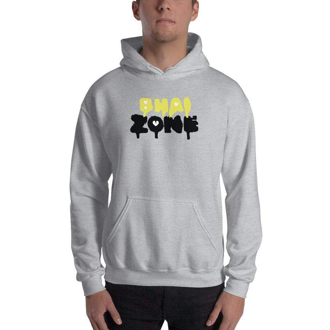 Sport Grey / S Bengali Unisex Heavy Blend Hooded Sweatshirt - Bhai Zone