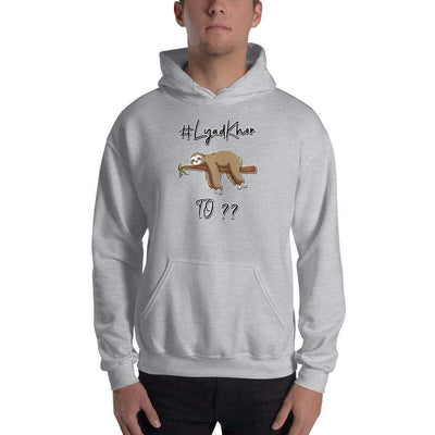 Sport Grey / S Bengali Unisex Heavy Blend Hooded Sweatshirt -   #Lyadkhor To?