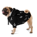 Younger Futhark Runic Dog Hoodie