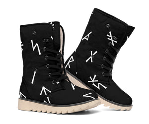 Younger Futhark Polar Winter Boots