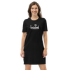 Sunship Petroglyph Organic cotton t-shirt dress