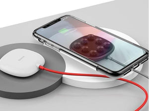 Spider Suction Charging Pad