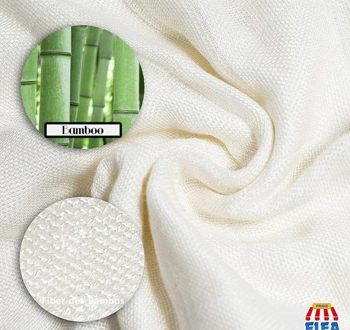 Oil and Dirt Repellant Bamboo Rags