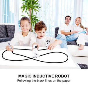 Magic Inductive Robot