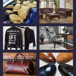 Multifunctional Leather Re-Furbishing Agent