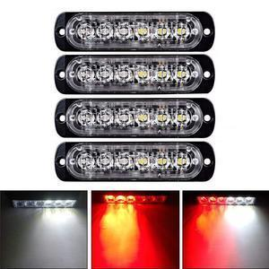 Car Flexible Warning Strobe / Work Lights