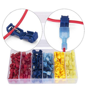 Quick Wire Connectors Kit (120 Pcs)