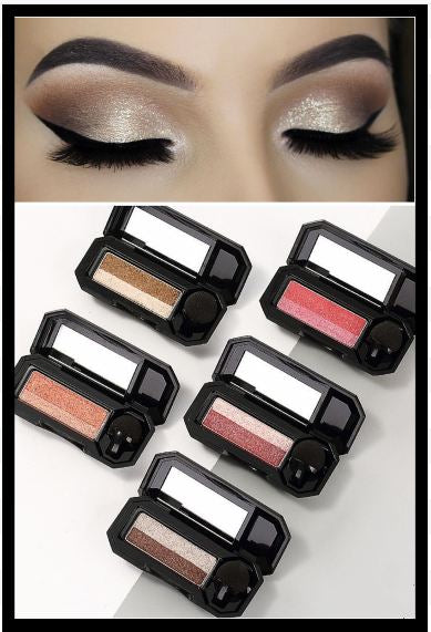 One-Swipe Eye-Shadow