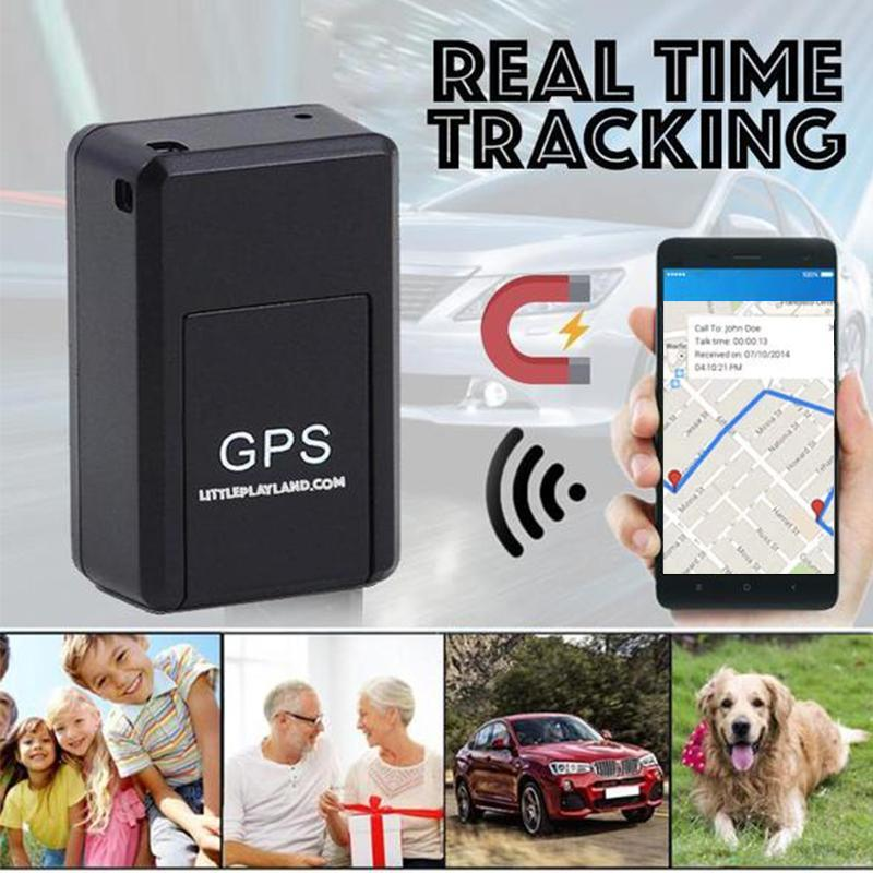 Magnetic GPS Real Time Tracking Locator