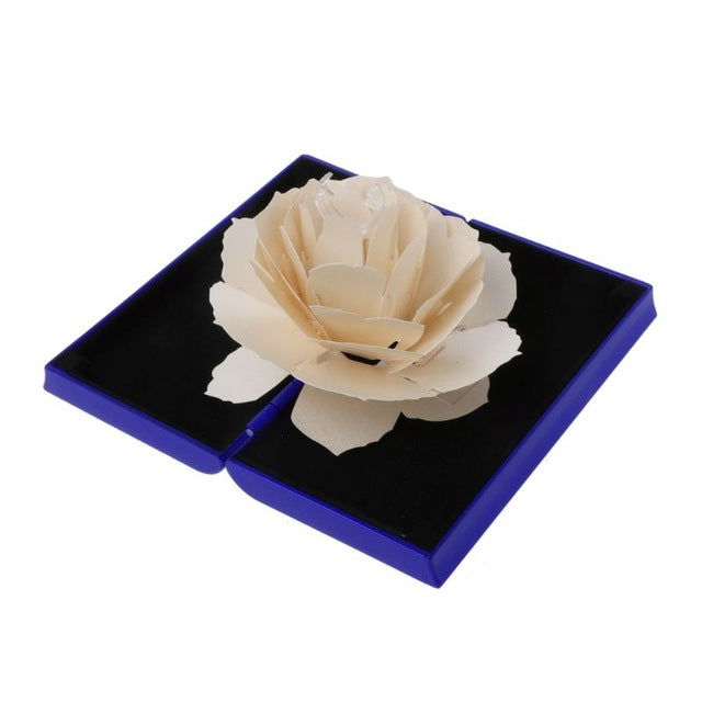 Blooming Ring Box