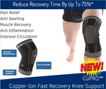 CuPRO™ Copper Ion Recovery Knee Support