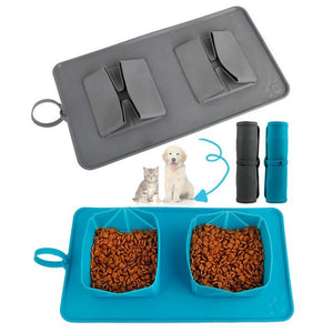 Petroll Portable Pet Feeder