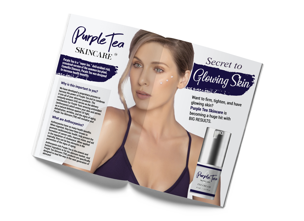 Purple Tea is Raising The Bar For Skincare