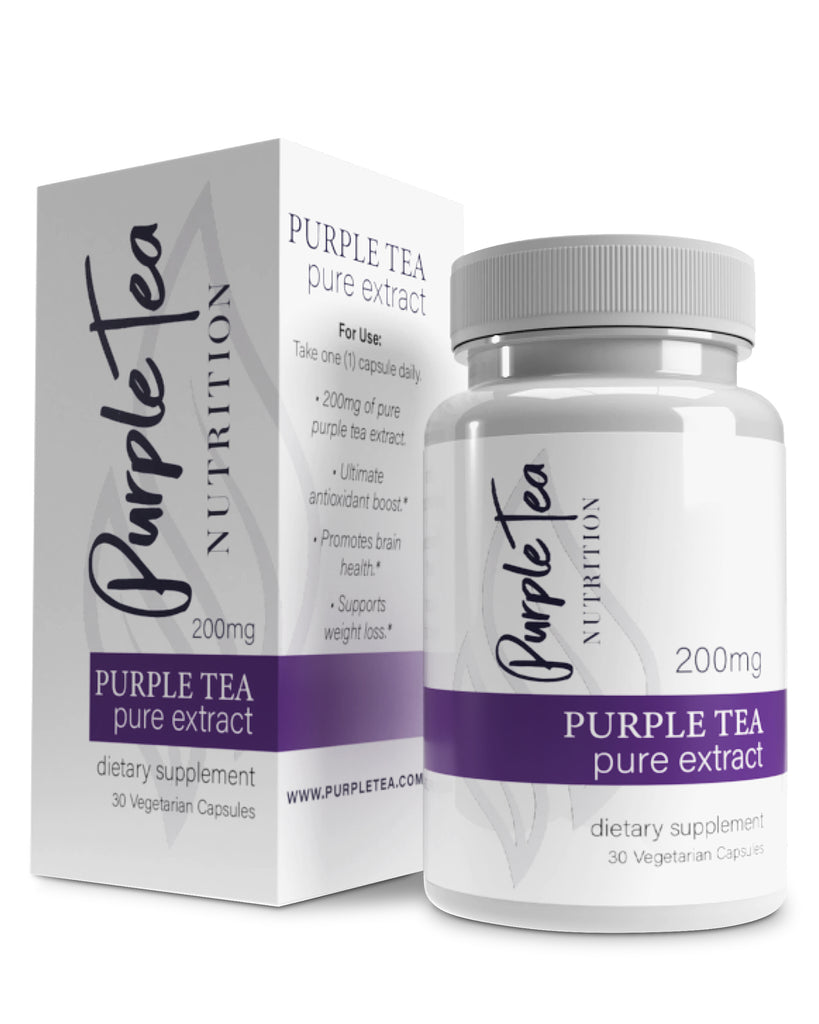 Purple Tea Pure Extract