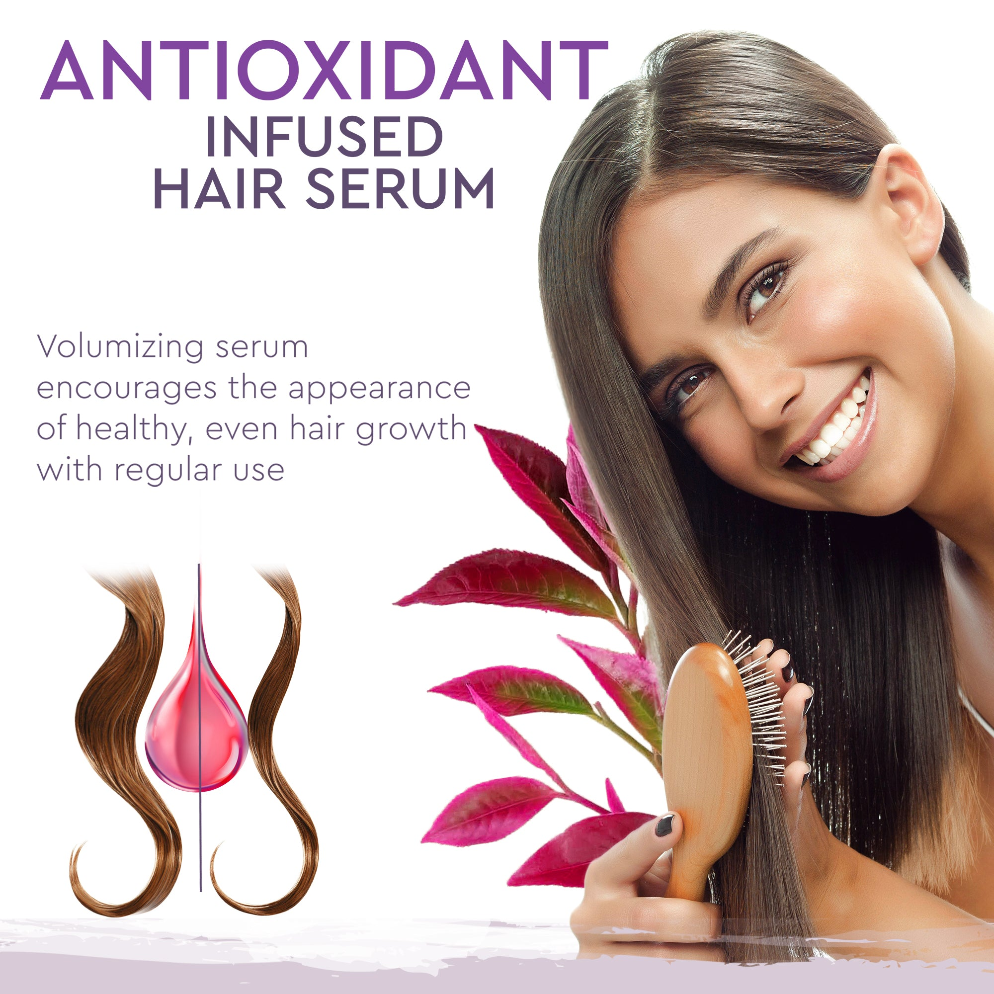 Hair Volumizing Serum