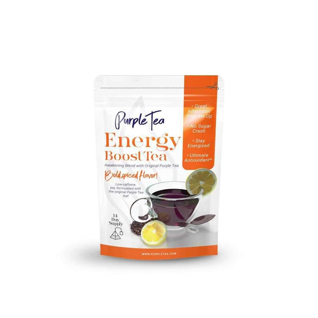 ENERGY BOOST TEA BAGS  20.00% Off Auto renew (SS)