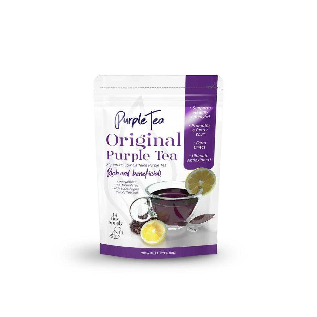 ORIGINAL - Purple Tea Bags