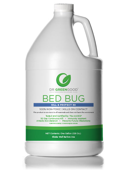 DR GREENGOOD™ | Bed Bug | Kill and Protect 30 | 1 Gallon (Ready to Use)