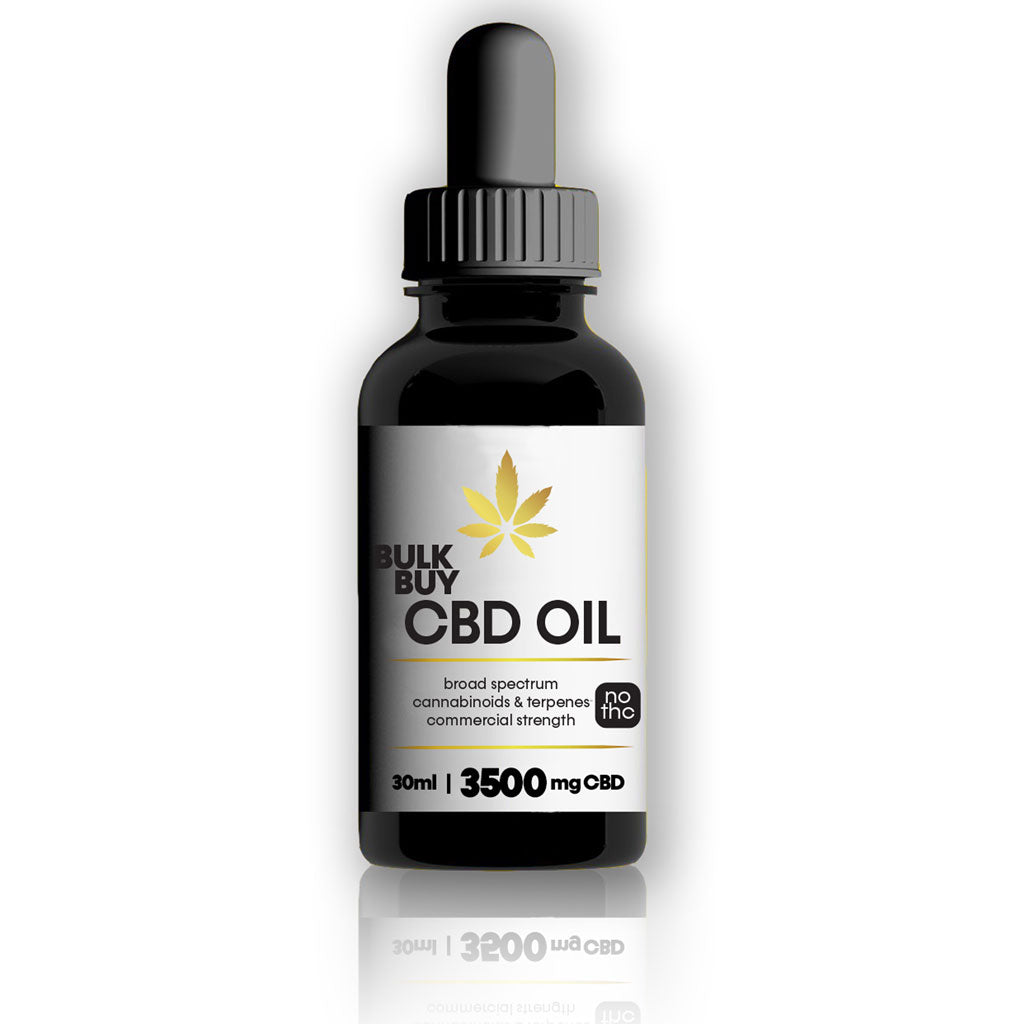 3500MG CBD INFUSED ORGANIC MCT COCONUT OIL :: COMMERCIAL STRENGTH