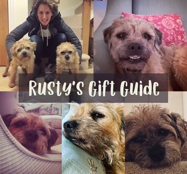 Rusty's Gift Guide - For Those Who Just Love Their Pets
